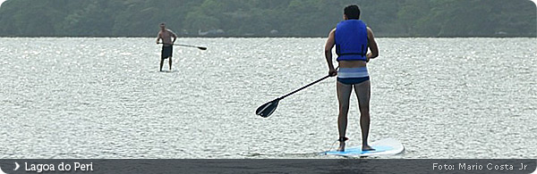 Lazer e Esporte - Stand Up Paddle