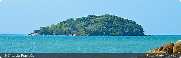 Ilha do Frances - Panoramica