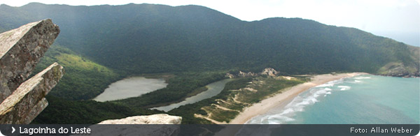Lagoinha do Leste - Aerea